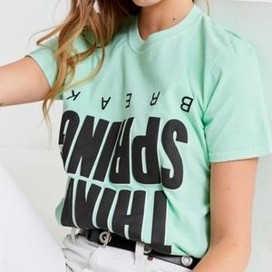 Urban Outfitters Think Spring Break Tee
